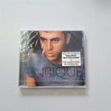 CDs de Música: 820- ENRIQUE, ENRIQUE IGLESIAS CD NUEVO PRECINTADO,. Lote 244018880