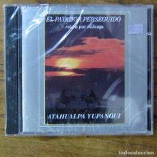 CDs de Música: ATAHUALPA YUPANQUI - EL PAYADOR PERSEGUIDO, RELATO POR MILONGA - EDICIÓN ARGENTINA, PRECINTADO. Lote 213963885