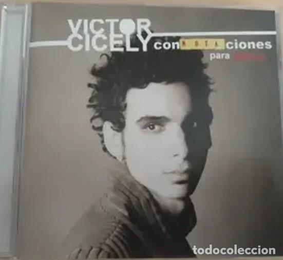 VICTOR CICELY CON NOTA - CON N.O.T.A CIONES PARA PIANO (Música - CD's Melódica )