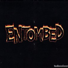 CDs de Música: ENTOMBED - DCLXVI TO RIDE, SHOOT STRAIGHT AND SPEAK THE TRUTH - 2XCD DIGIPACK. Lote 213966500
