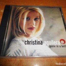 CDs de Música: CHRISTINA AGUILERA GENIE IN A BOTTLE CD SINGLE PROMO USA DEL AÑO 1999 CONTIENE 3 TEMAS. Lote 213966580