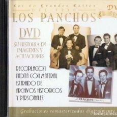 CDs de Música: LOS 60 GRANDES EXITOS DEL TRÍO LOS PANCHOS ( 3 CD´S + 1 DVD). Lote 213966635