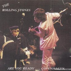 CDs de Música: THE ROLLING STONES - ARE YOU READY COPENHAGEN - CD RECORDED LIVE 1973. Lote 213976906