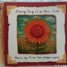 CDs de Música: ARTO TUNCBOYACIYAN?–EVERY DAY IS A NEW LIFE. Lote 254338335