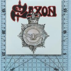CDs de Música: CD SAXON - STRONG ARM OF THE LAW. Lote 213978415
