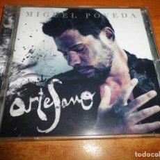 CDs de Música: MIGUEL POVEDA ARTESANO CD ALBUM DEL AÑO 2012 PACO DE LUCIA RANCAPINO MANOLO SANLUCAR 13 TEMAS. Lote 213980421