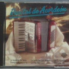 CDs de Música: CD. MARÍA JESÚS. RECITAL DE ACORDEÓN. Lote 213994958