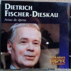 CDs de Música: DIETRICH FISCHER DIESKAU. Lote 213999697