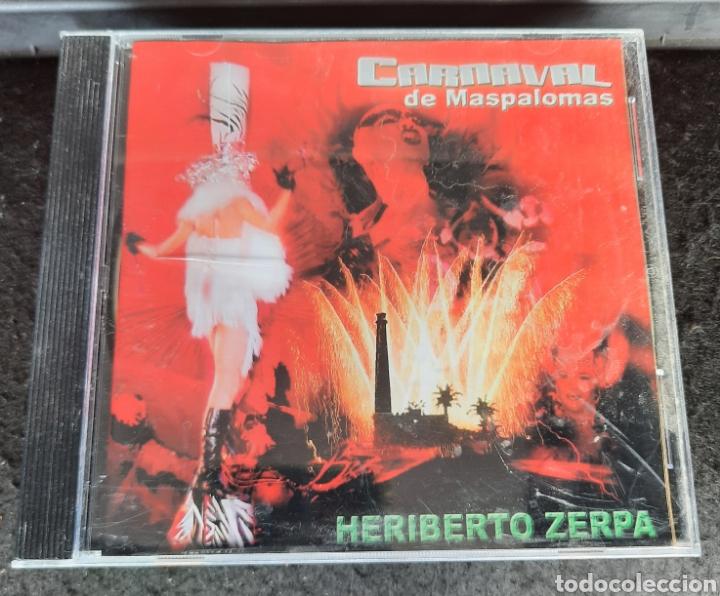 HERIBERTO ZERPA - CARNAVAL DE MASPALOMAS (Música - CD's Otros Estilos)