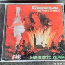 CDs de Música: HERIBERTO ZERPA - CARNAVAL DE MASPALOMAS. Lote 214009071