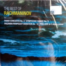 CDs de Música: THE BEST RACHMANINOV PRECINTADO. Lote 214010705