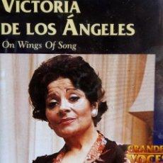 CDs de Música: VICTORIA DE LOS ÁNGELES. Lote 214011070