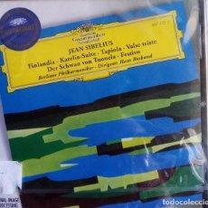 CDs de Música: JEAN SIBELIUS PRECINTADO. Lote 214011498