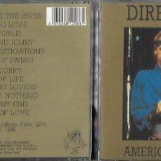 CDs de Música: DIRE STRAITS: AMERICAN TOUR 1985. DOBLE CD GRABADO EN DIRECTO EN OHIO EL 5 DE AGOSTO DE 1986. Lote 214018986