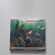 CDs de Música: 820- ARÍSTIDES MORENO, ECONOMÍA SUMERGIDA, CD NUEVO PRECINTADO. Lote 214019307