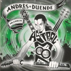 CDs de Música: ANDRES DUENDE - ASTRAL MOON. Lote 214024141
