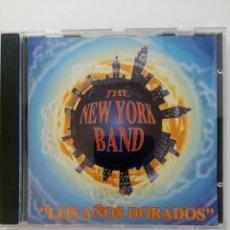 CDs de Musique: CD - THE NEW YORK BAND - LOS AÑOS DORADOS. Lote 213987865