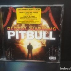 CDs de Música: PITBULL - GLOBAL WARMING (CD ALBUM ) 2012 PEPETO. Lote 214056982