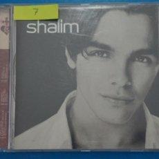CDs de Música: CD DE PLASTICO SHALIM NADIE COMO TU AÑO 2002 Nº 7. Lote 214080025