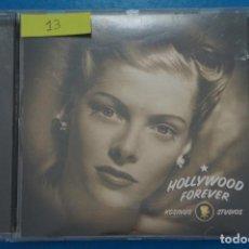 CDs de Música: CD DE PLASTICO HOLLYWOOD FOREVER A LIFE OF MEMORIES AÑO 2003 Nº 13. Lote 214080791