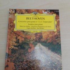 CDs de Música: GRAN SELECCIÓN DEUTSCHE GRAMMOPHON NÚMERO 12 BEETHOVEN. Lote 214085252