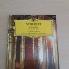 CDs de Música: GRAN SELECCIÓN DEUTSCHE GRAMMOPHON NÚMERO 16 SCHUBERT. Lote 214085861