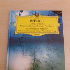 CDs de Música: GRAN SELECCIÓN DEUTSCHE GRAMMOPHON NÚMERO 17 BERLIOZ. Lote 214086140