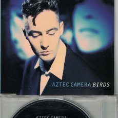 CDs de Música: AZTEC CAMERA - BIRDS/WORKING IN A GOLDMINE/KNIFE (CDSINGLE CAJA, WARNER 1994). Lote 214122696