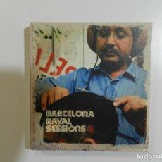 CDs de Música: VARIOS - BARCELONA RAVAL SESSIONS 2. Lote 214135765