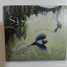 CDs de Música: MANUEL OBREGÓN - SIMBIOSIS. PIANO Y BOSQUE LLUVIOSO. Lote 214135848