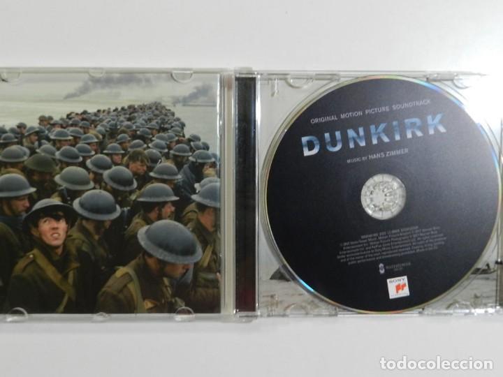 CDs de Música: HANS ZIMMER - DUNKIRK - Foto 2 - 214138972