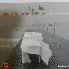 CDs de Música: FESTIVAL DE CANNES - 60 ANIVERSARIO. Lote 214139036