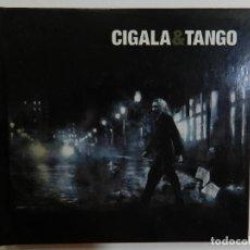 CD de Música: CIGALA & TANGO - DIRECTO EN GRAN REX. Lote 214140121