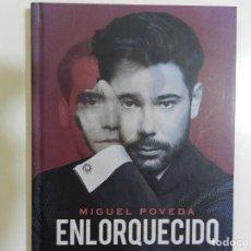CD de Música: MIGUEL POVEDA - ENLORQUECIDO. Lote 214140451