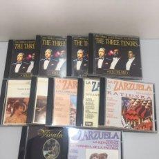 CDs de Música: LOTE DE CD CLÁSICA. Lote 214140562