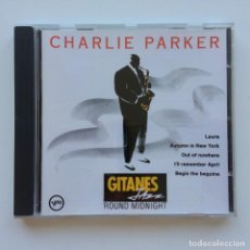 CDs de Música: CHARLIE PARKER – JAZZ 'ROUND MIDNIGHT EUROPE 1990 VERVE RECORDS. Lote 214153047