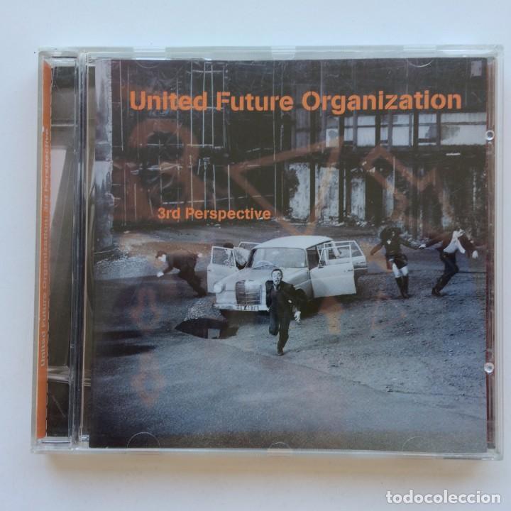UNITED FUTURE ORGANIZATION ?– 3RD PERSPECTIVE UK 1996 TALKIN' LOUD (Música - CD's New age)