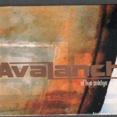 CDs de Música: AVALANCH - EL HIJO PRODIGO - CD XANA RECORDS DE 2005 RF-7198 , IMPECABLE ESTADO, PRECINTADO. Lote 214159347