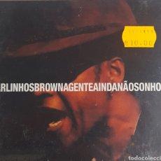 CDs de Música: CARLINHOS BROWN AGENTE AINDA ÑAO SONHOU. Lote 214174865