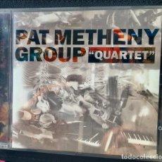 CDs de Música: PAT METHENY GROUP - QUARTET. Lote 214180303
