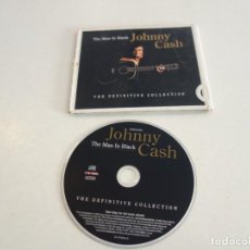CDs de Música: CD, JOHNNY CASH. THE MAN IN BLACK. THE DEFINITIVE COLLECTION. Lote 214198676