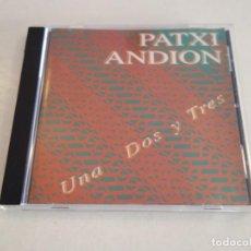 CDs de Música: CD, PATXI ANDION. Lote 214198892