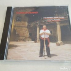 CDs de Música: CD, EL CHAVAL DE CABUERNIGA. CANCIONES POPULARES DE CANTABRIA. FOLKLORE DE CANTABRIA. Lote 214199077
