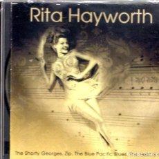 CDs de Música: RITA HAYWORTH CD - 18 ÉXITOS - NUEVO. Lote 214204306