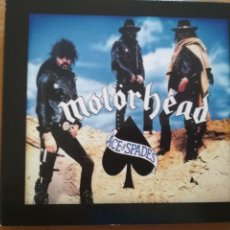 CDs de Música: MOTORHEAD ACE OF SPADES 2XCDS ESTUCHE LIBRETO SPECIAL EDITION. Lote 214211222
