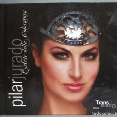CDs de Música: CD. L'ARTE DELLA COLORATURA. PILAR JURADO. Lote 214220426