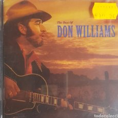 CDs de Música: DON WILLIAMS THE BEST OF. Lote 214255671