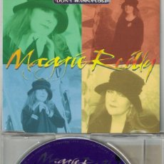 CDs de Música: MAGGIE REILLY - DON'T WANNA LOSE (TWO VERSIONS) / TELL ME (CDSINGLE CAJA, MAMBO MUSIK 1994). Lote 214278483
