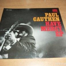CDs de Música: PAUL CAUTHEN CD 2018 * NUEVO* COUNTRY ROCK - THE MAVERICKS (COMPRA MINIMA 15 EUR). Lote 214298896