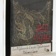 CD di Musica: JUAN VASQUEZ: LA MÚSICA EN LA ERA DEL DESCUBRIMIENTO, IV (DIAL DISCOS) (CB). Lote 214316826